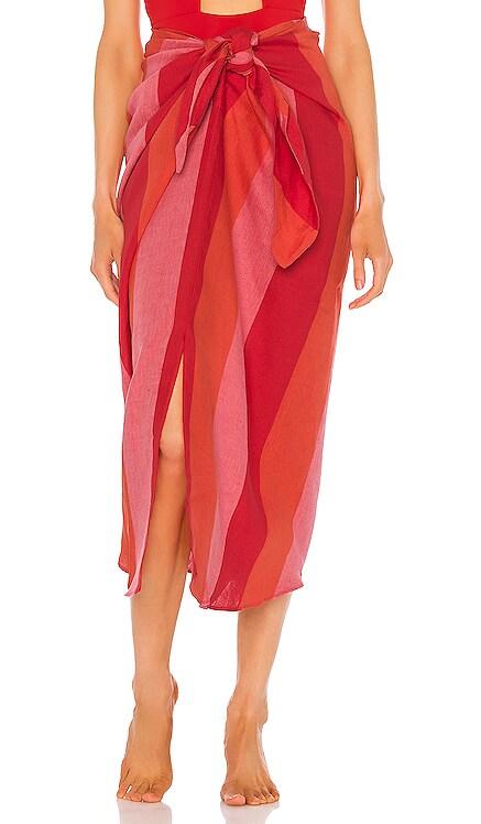 Izzi Skirt Mara Hoffman $235 NEW ARRIVAL