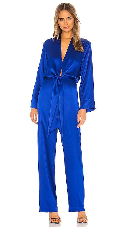 x REVOLVE Kimono Tie Jumpsuit Michelle Mason $289