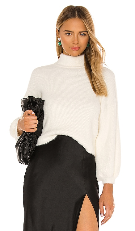 Turtleneck Sweater Michelle Mason $345 NEW
