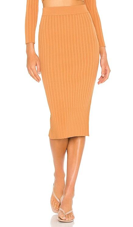 Rib Skirt Michelle Mason $230