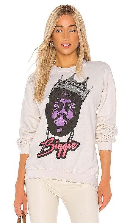 Notorious BIG Sweatshirt Madeworn $216 BEST SELLER