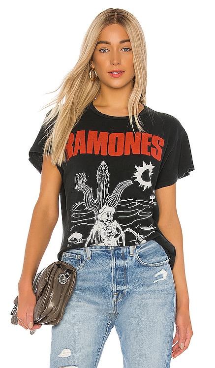 Ramones Loco Live Tee Madeworn $161