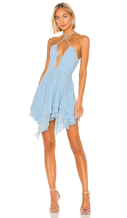 x REVOLVE Brighton Dress Michael Costello $198