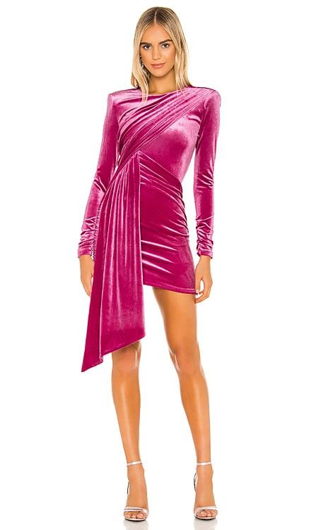 HOLLIE ミニドレス Michael Costello $228 ベストセラー