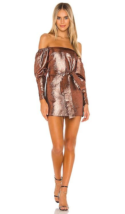 x REVOLVE Hadley Mini Dress Michael Costello $67