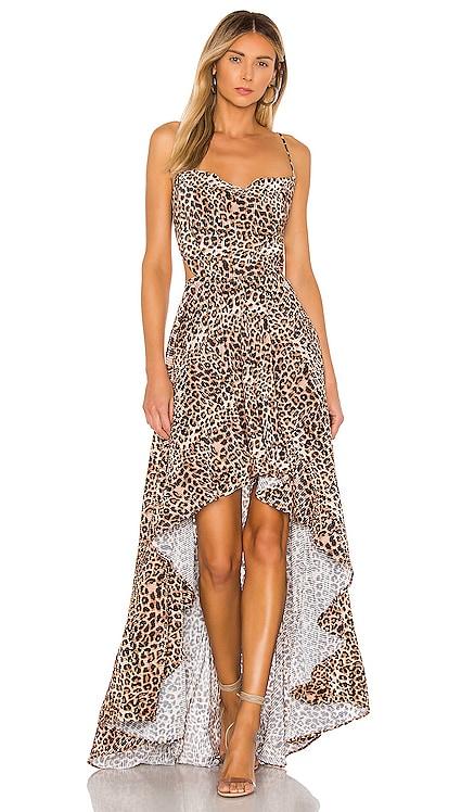 x REVOLVE Olympia Maxi Dress Michael Costello $173