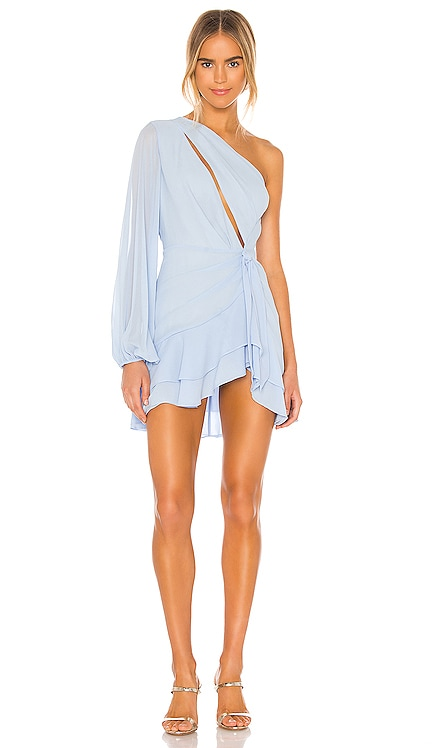 x REVOLVE Sunny Mini Dress Michael Costello $248 BEST SELLER