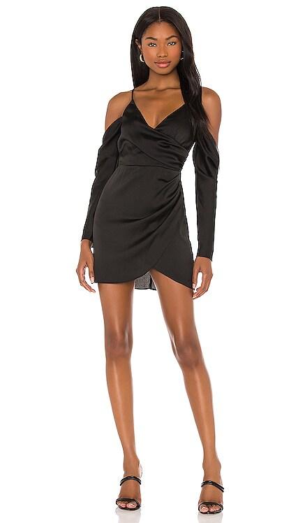 x REVOLVE Lenore Dress Michael Costello $188 NEW