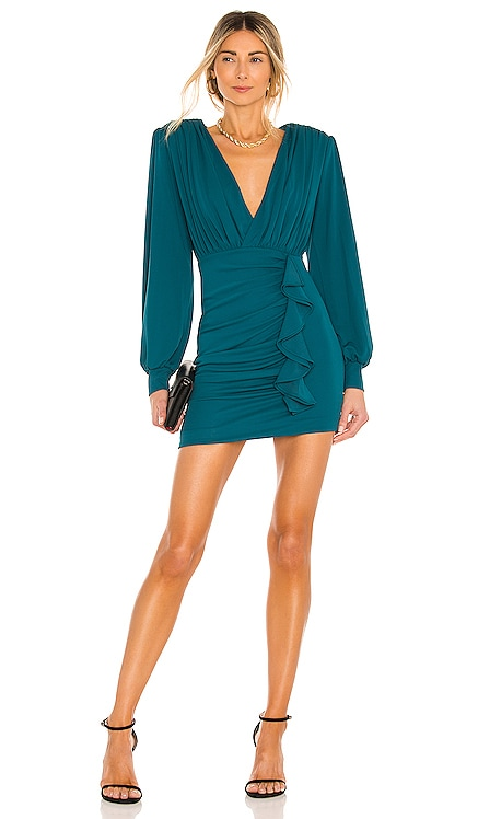 x REVOLVE Knowles Dress Michael Costello $248 NEW