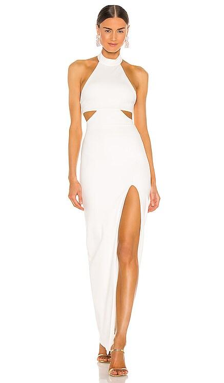x REVOLVE Zoey Gown Michael Costello $238 NEW