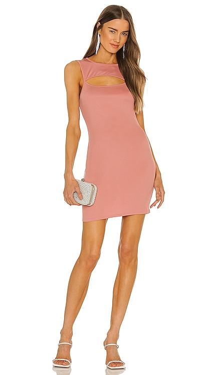 x REVOLVE Catherine Mini Dress Michael Costello $168 NEW
