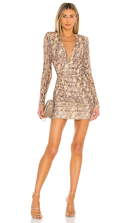 ROBE COURTE ANTONELLA Michael Costello $198