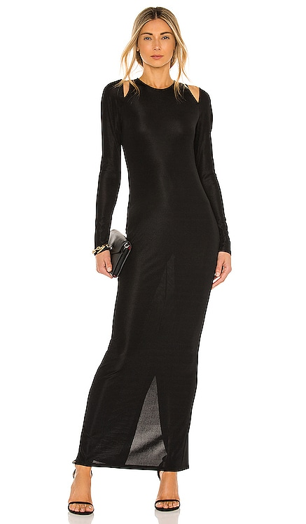 x REVOLVE Atlas Maxi Dress Michael Costello $198 NEW