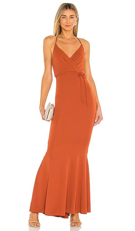 x REVOLVE Genevieve Maxi Dress Michael Costello $238