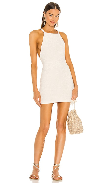 x REVOLVE Shiloh Mini Dress Michael Costello $148 NEW