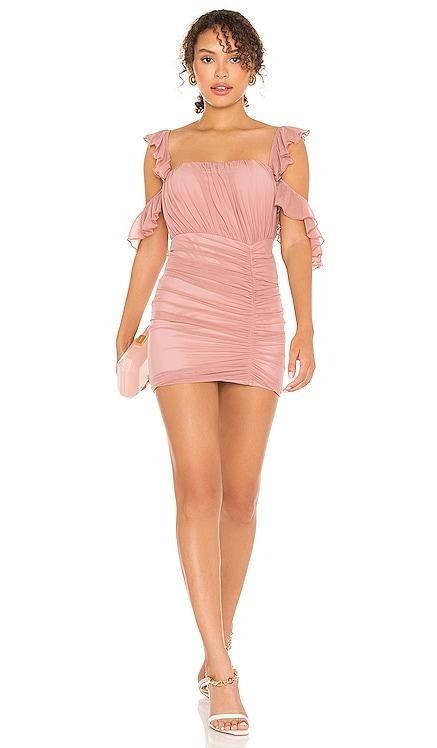 x REVOLVE Micah Mini Dress Michael Costello $228