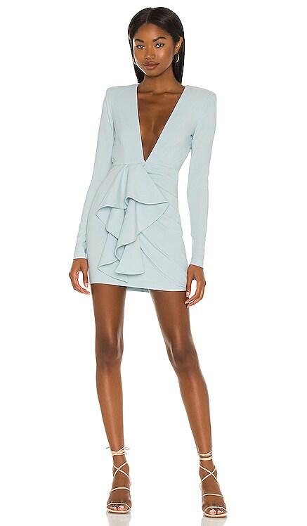 x REVOLVE Fena Mini Dress Michael Costello $218