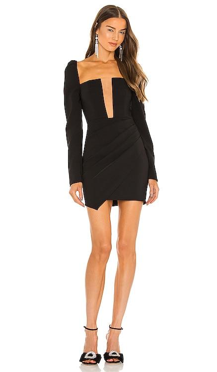 x REVOLVE Racquel Mini Dress Michael Costello $228 NEW