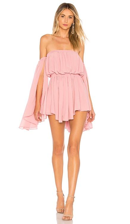 x REVOLVE Malyck Mini Dress Michael Costello $198