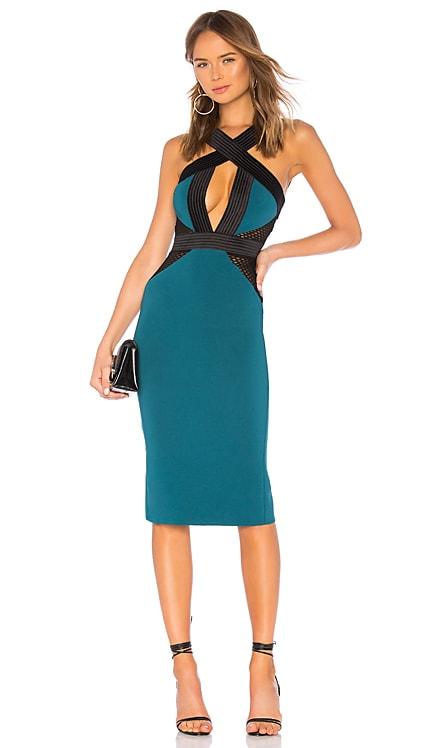 x REVOLVE Elaine Midi Dress Michael Costello $198 BEST SELLER