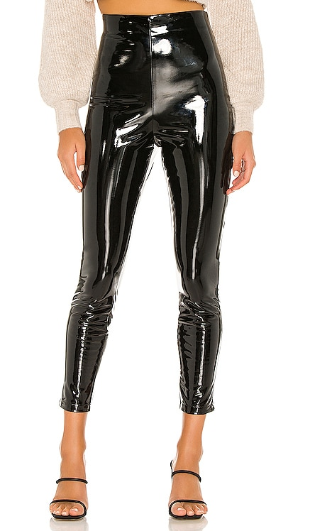 x REVOLVE Isa Faux Leather Pant Michael Costello $178 NEW