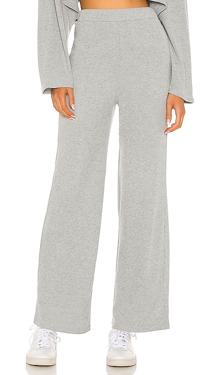 x REVOLVE Cozy Knit Pant Michael Costello $168 NEW