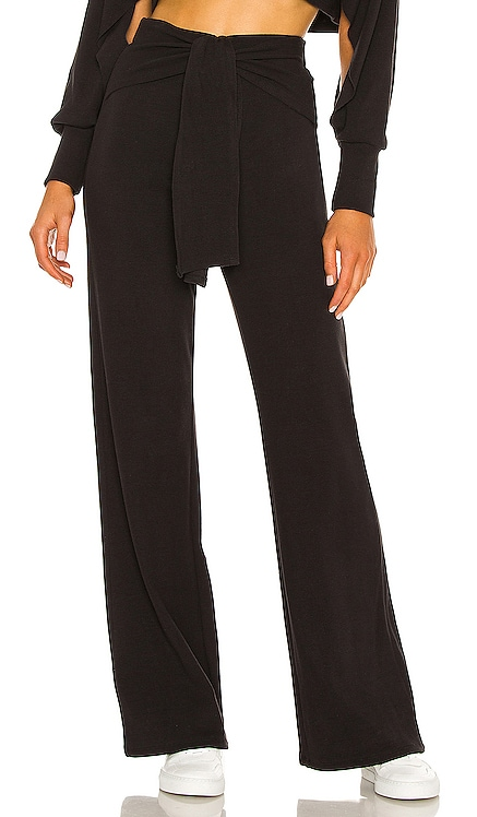 x REVOLVE Tie Front Pant Michael Costello $138