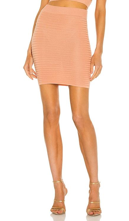 x REVOLVE Ambrose Mini Skirt Michael Costello $158