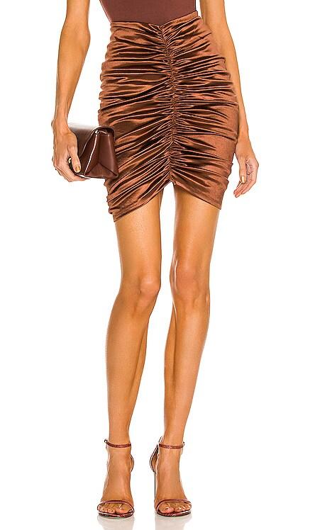 x REVOLVE Crosby Mini Skirt Michael Costello $140 NEW