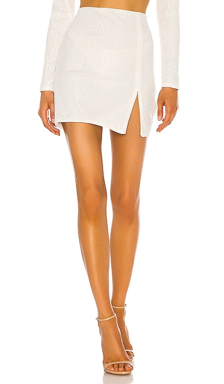 x REVOLVE Sierra Mini Skirt Michael Costello $138