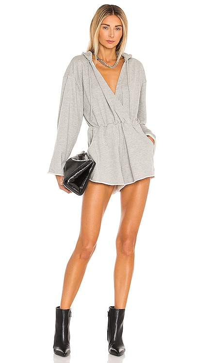 x REVOLVE Isabelle Romper Michael Costello $188 NEW