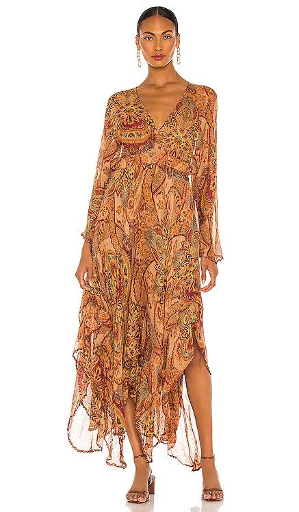 LAUREN 행커치프 드레스 Mes Demoiselles $470