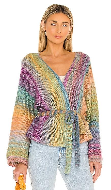 Revival Knit Kimono Mes Demoiselles $340