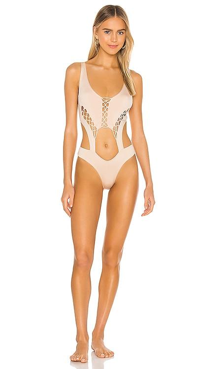 MAILLOT DE BAIN 1 PIÈCE BOHEMIAN SUMMER Monica Hansen Beachwear $187 BEST SELLER