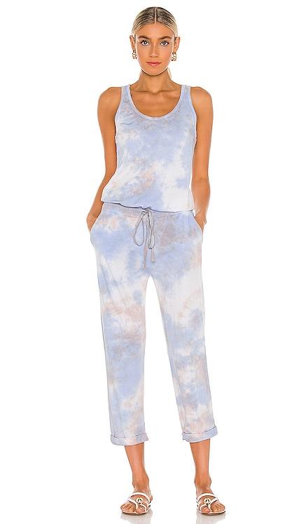 x REVOLVE Tie Dye Jumpsuit Michael Stars $158