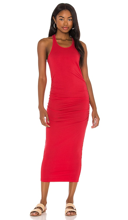 Racerback Midi Dress Michael Stars $88 NEW
