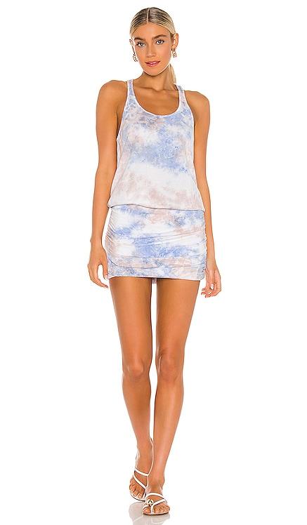 x REVOLVE Tie Dye Dress Michael Stars $118 NEW