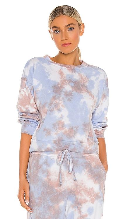 x REVOLVE Tie Dye Sweater Michael Stars $138 NEW