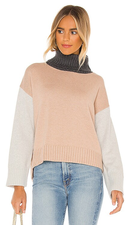 Daria Turtleneck Sweater Michael Stars $188 NEW