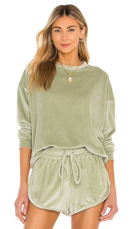 Kimo 2 Sweatshirt MIKOH $148 NEW