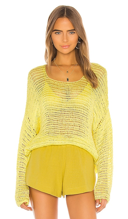 X REVOLVE Sakai Sweater MIKOH $142 BEST SELLER