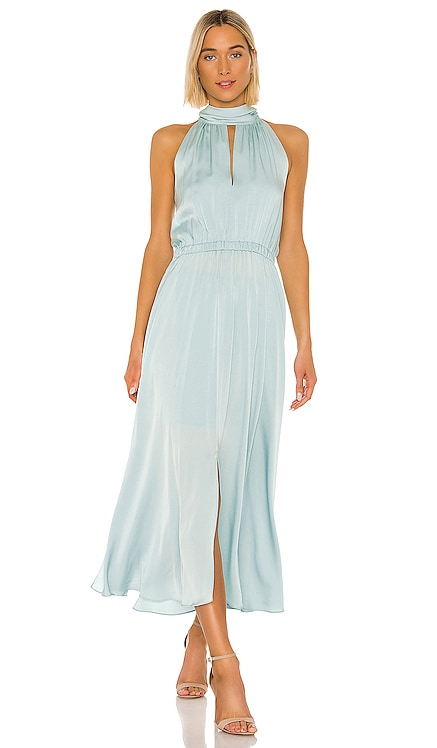 Stretch Silk Ari Dress MILLY $495