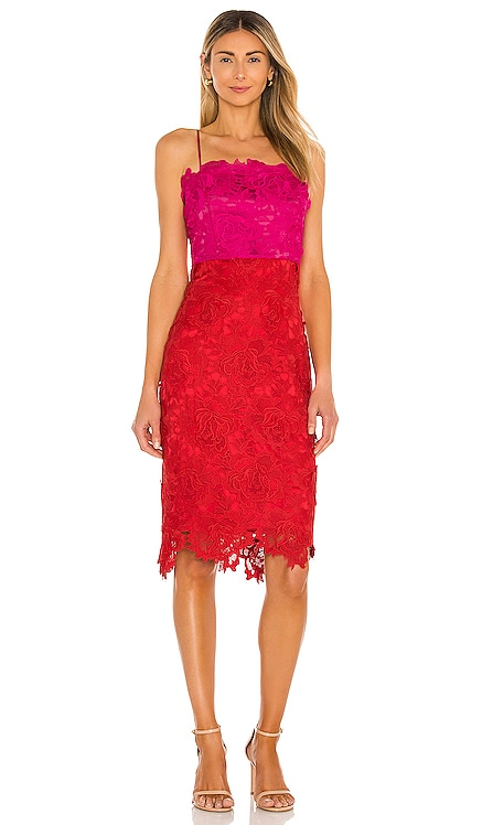 Floral Lace Dress MILLY $395 BEST SELLER
