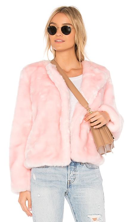 Faux Fur Jacket MILLY $435