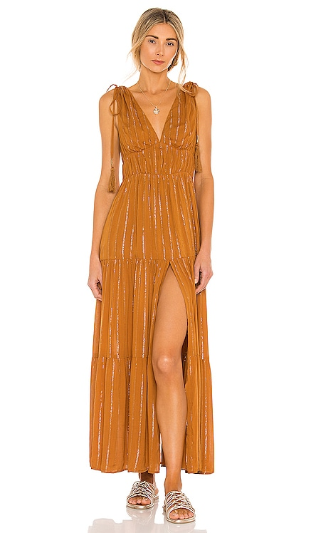 Wayward Maxi Dress MINKPINK $129 NEW