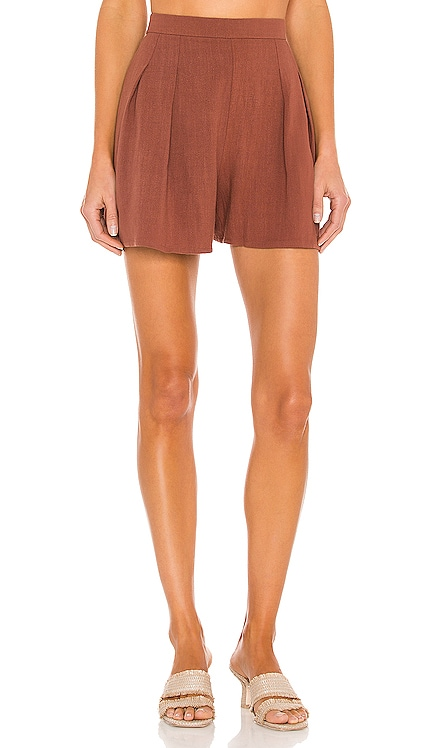 Rococo Fluted Shorts MINKPINK $79