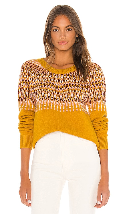 Lean On Fairisle Sweater MINKPINK $99