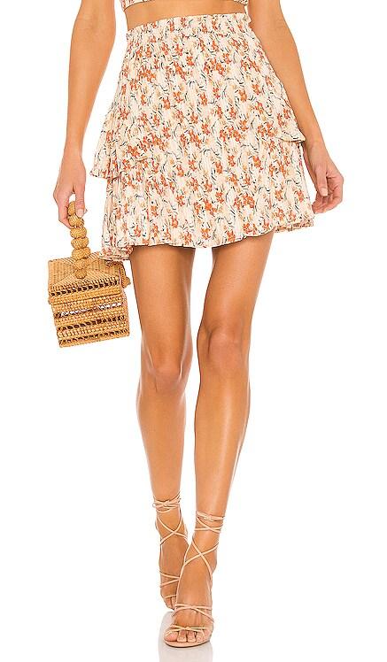 Zahari Mini Skirt MINKPINK $89 NEW