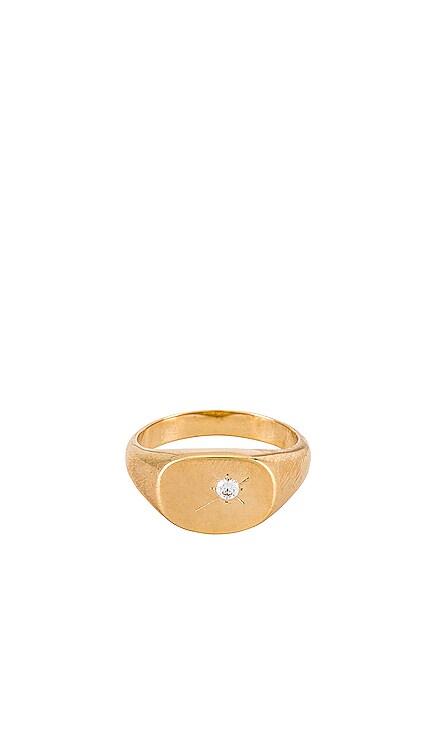 Emerson Signet Ring MIRANDA FRYE $64 NEW