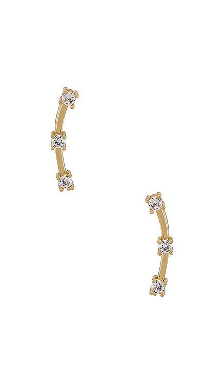 Sienna Crawler Earring MIRANDA FRYE $54 NEW